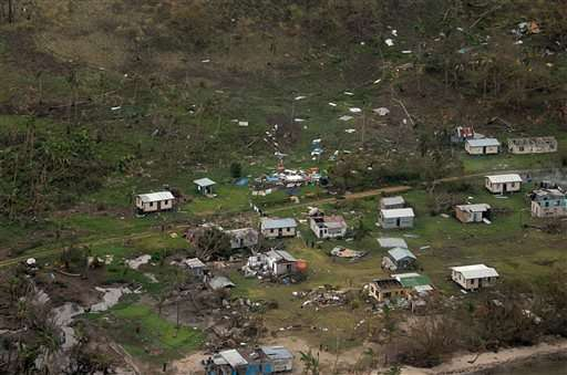 Death toll from Fiji cyclone hits 18 as aid sent to islands