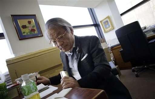 Japan lawyer wants no-nukes after Fukushima