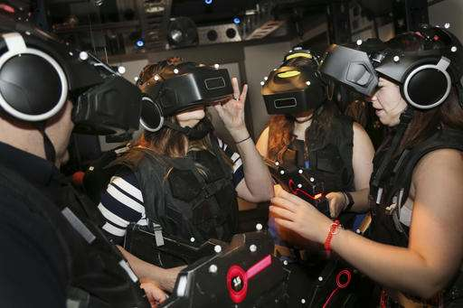 Six virtual reality experiences that don't cost too much
