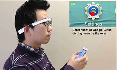 Researchers develop magnifying smartphone screen app for visually impaired