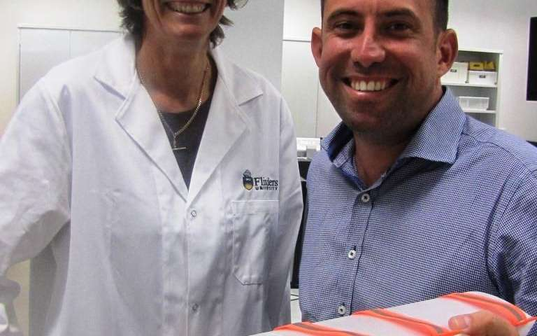 New splint to be launched in South Australia