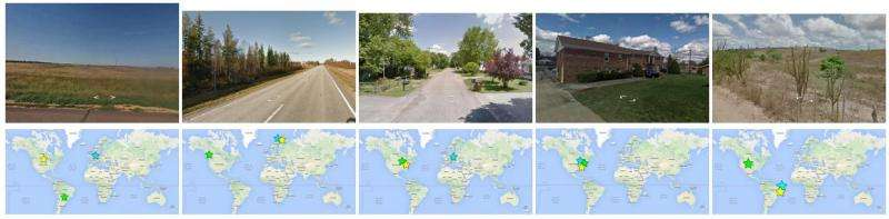 Google Neural Net application able to place photo location better than humans