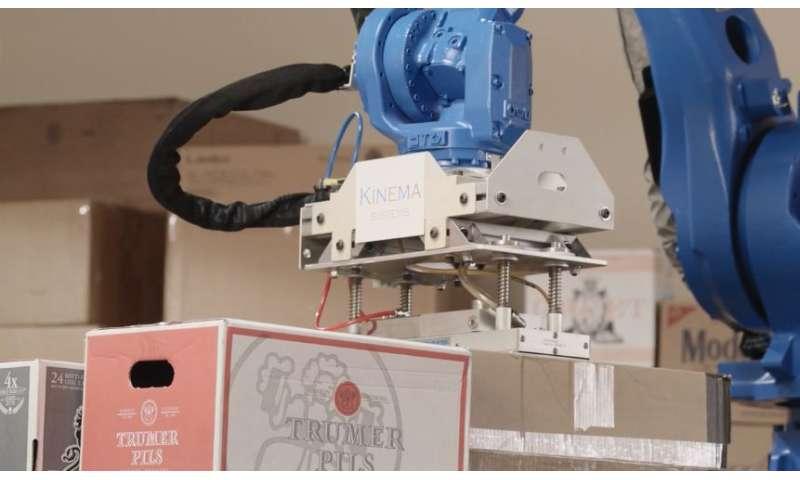 Startup eyes industrial robotics payoff in random picking