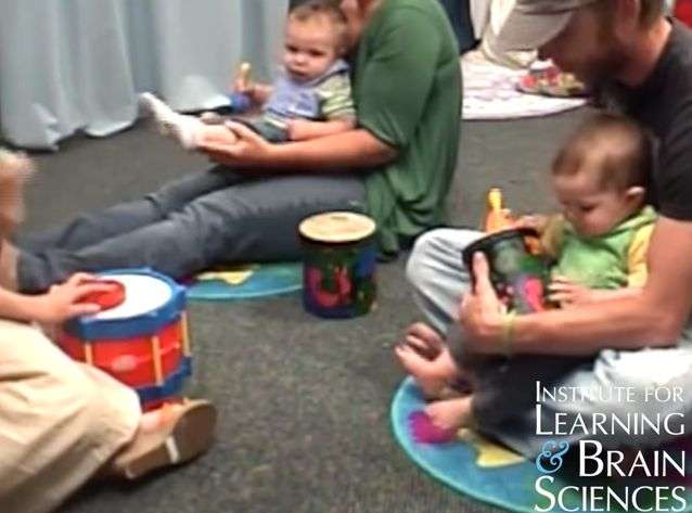 Music improves baby brain responses to music and speech