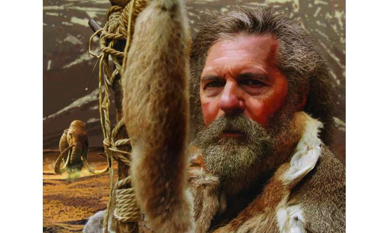 Genetic analysis of Ice Age Europeans