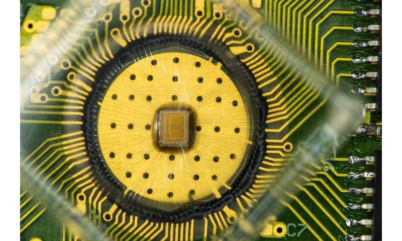 IBM scientists achieve storage memory breakthrough
