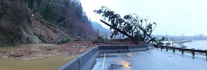 UEA landslide research could help save lives