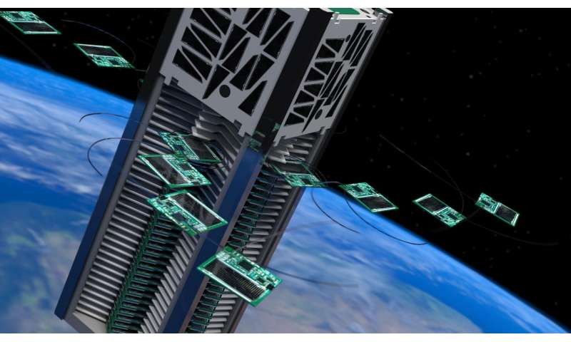 KickStarter project KickSat set for trip to ISS next month to test 'sprites'