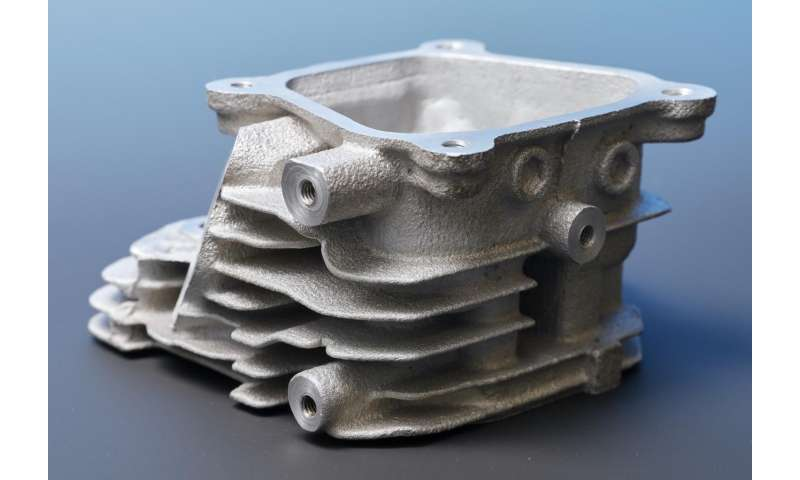 New alloy promises to boost rare earth production while improving energy efficiency of engines