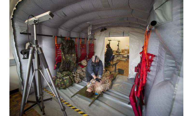 46d53107d238 Virtual reality  Chinook  to help train medics in UK Armed Forces