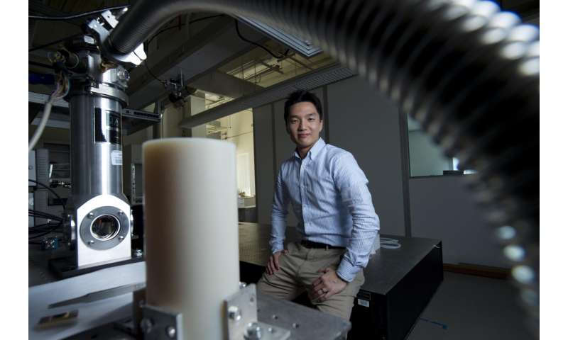 Engineer creates new technique for testing nanomaterials