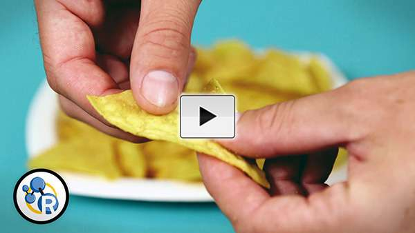 Video: The science of staleness: How to bring chips and bread back from the dead
