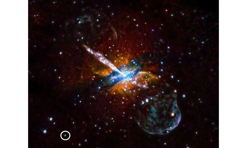 NGC 5128: Mysterious cosmic objects erupting in X-rays discovered