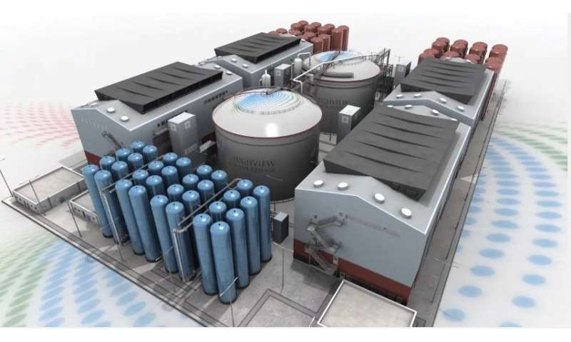 Highview Power Storage technology in focus in energy storage plant