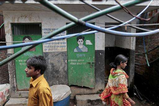 Bangladesh stops open defecation in just over a decade