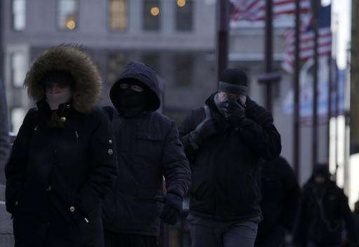 Dangerous wind chills on their way to Northeast