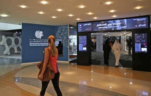 Futuristic Dubai dreams of hyperloop transit tubes