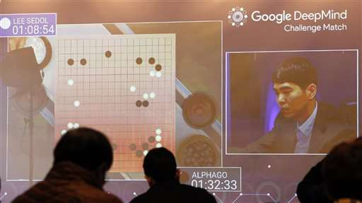 All about Go, the ancient game in which AI bested a master