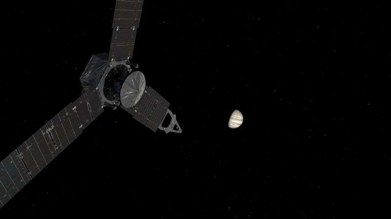 NASA's Juno spacecraft to kick into planned autopilot for July 4 Jupiter burn