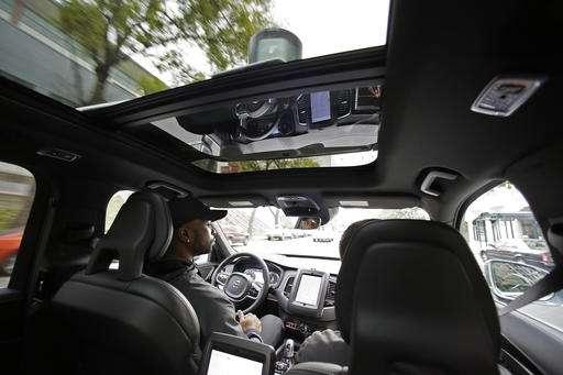 California, Uber meet amid self-driving car legal showdown