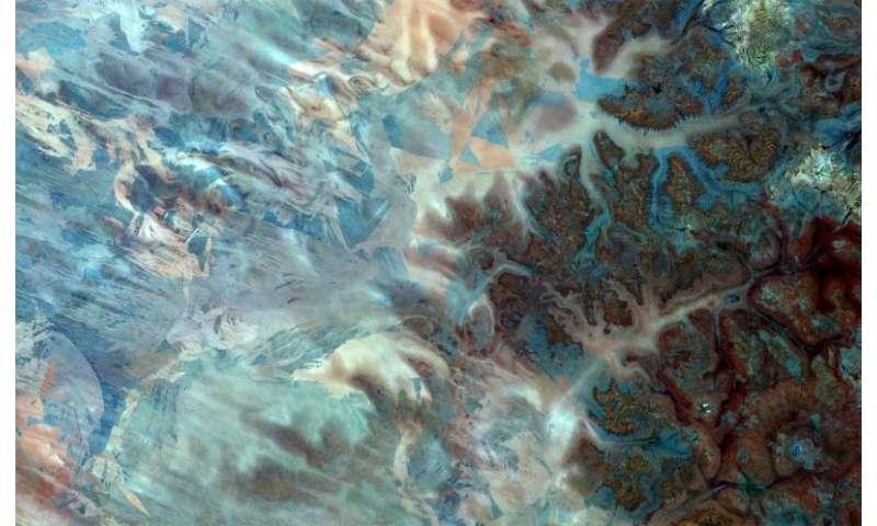 Image: Sentinel-2A captures Gibson Desert