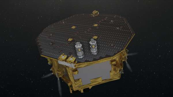 Lisa Pathfinder completes first operations phase