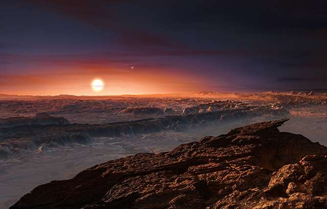 New discovery Proxima b is in host star's habitable zone — but could it really be habitable?