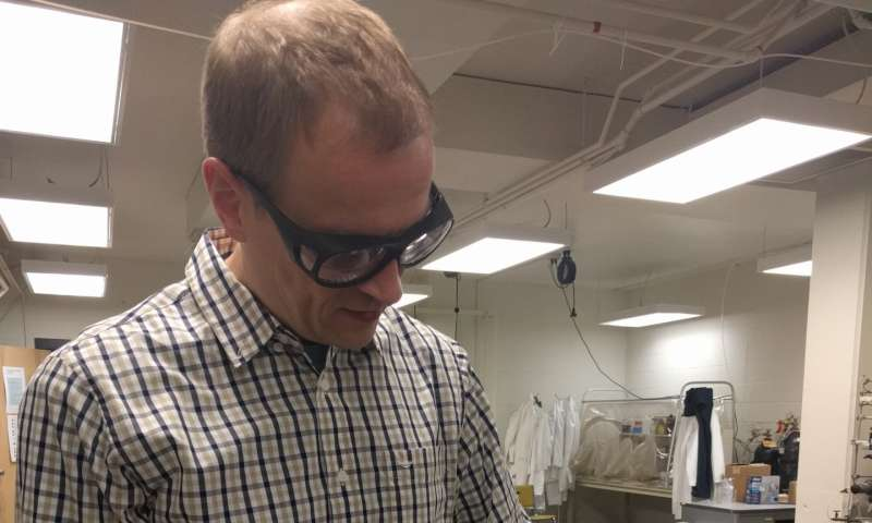 Engineers developing cleanup method for stubborn contaminants