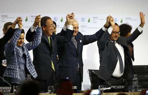 Scientists: World likely won't avoid dangerous warming mark