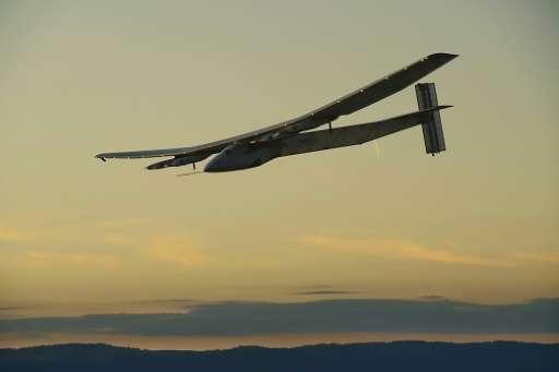 Solar Impulse 2 has completed three-quarters of its 6,000-kilometre (3,700-mile) flight across the Atlantic