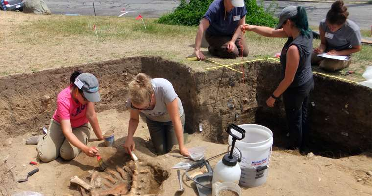 Researchers find evidence of original 1620 Plymouth settlement