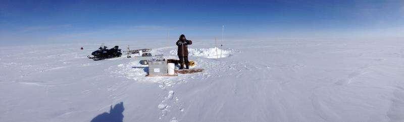 Acidity in atmosphere minimised to preindustrial levels