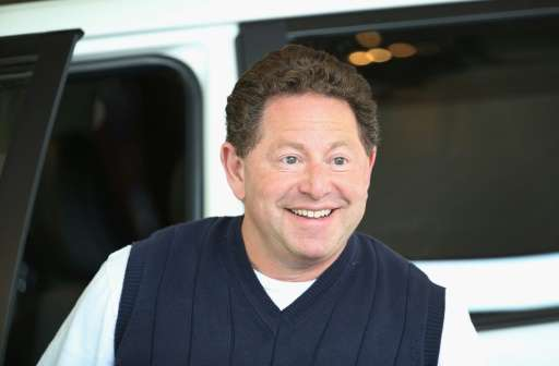 "Activision Blizzard CEO, Bobby Kotick said the launch of a team-based shooter game called ""Overwatch"", aims to create"