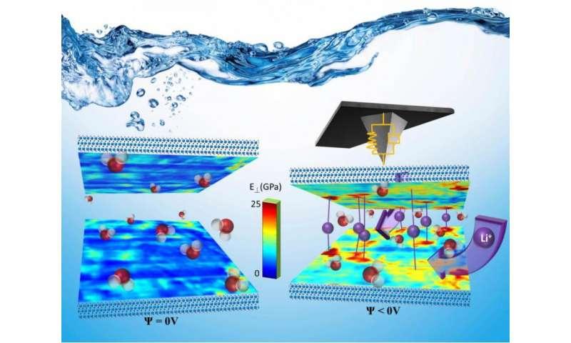 Advanced energy storage material gets unprecedented nanoscale analysis
