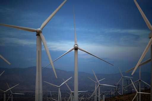 After a record 2015, global renewable electricity capacity will grow by 825 gigawatts by 2021, a massive 42-percent rise, the IE