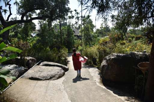 After Mawlynnong village built its first road 12 years ago, a journalist from Discover India travel magazine wrote a now-infamou