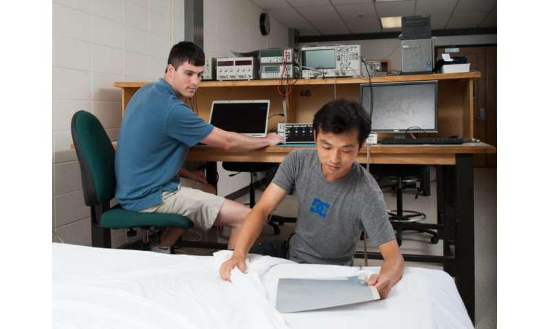 A good night's sleep: Engineers develop technology for special needs children