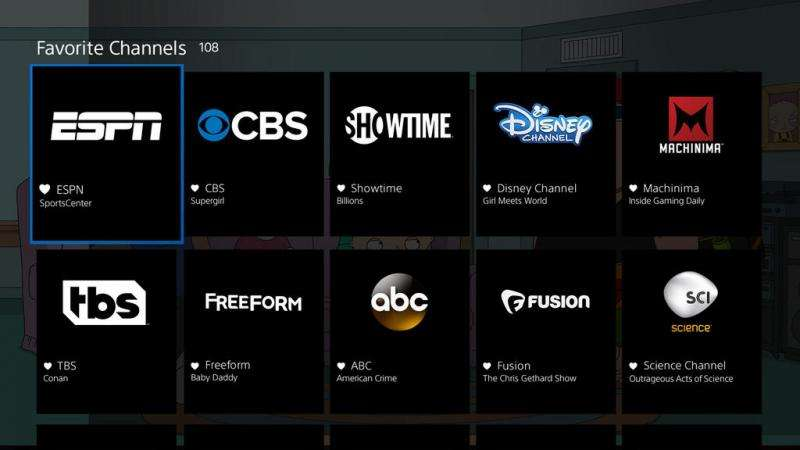 Aimed at cable cord-cutters, Sony TV service goes nationwide