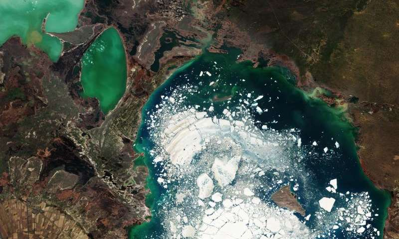 Alakol Lake