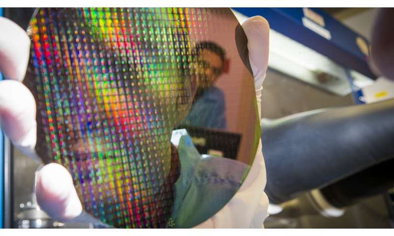 A little impurity makes nanolasers shine: ANU media release