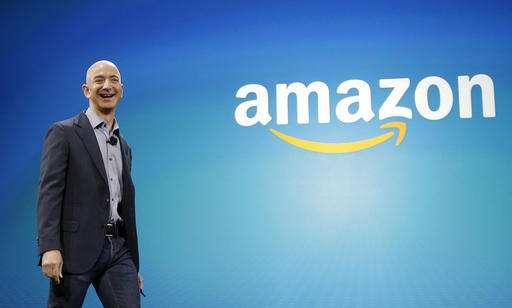 Amazon's Jeff Bezos: 'Golden era' of technology is coming