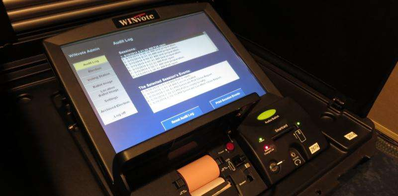 America's aging voting machines managed to survive another election