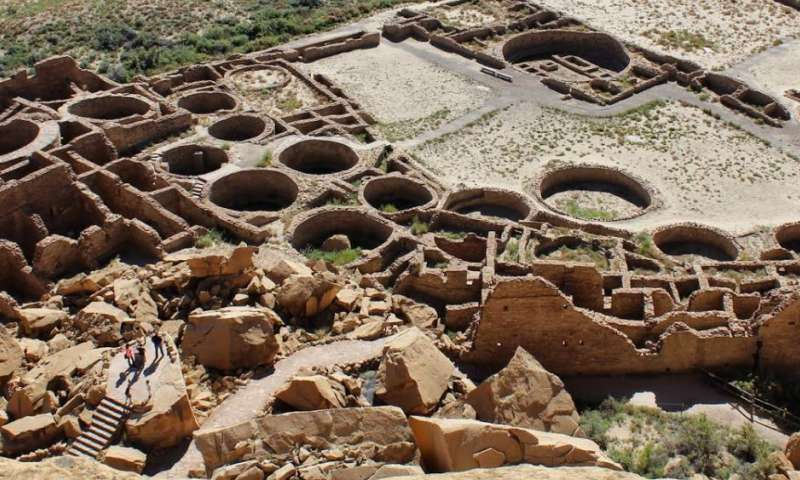 3479d048d0a3 Ancient inhabitants of Chaco Canyon likely had to import corn to feed the  masses a thousand years ago says a new CU-Boulder study. Credit  NPS