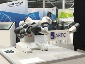 A new class of collaborative robots may be the future of industrial remanufacturing