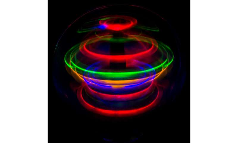 A new spin on superconductivity