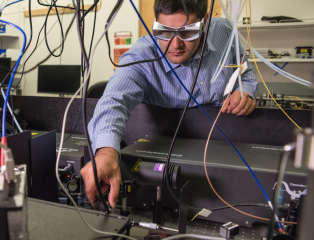A new way to image solar cells in 3-D