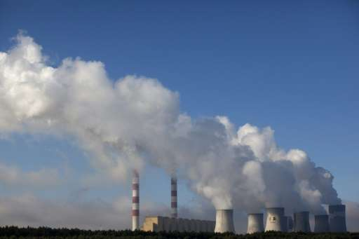An NGO report attributed 4,690 premature deaths to coal power stations in Poland