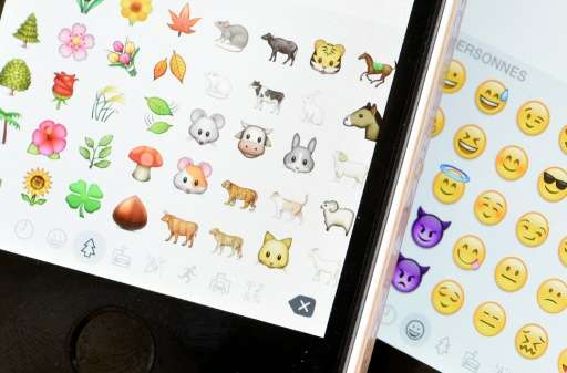 A pistol glyph included among emoticons for messages sent on Apple's coming iOS 10 software looked like a toy instead of a real
