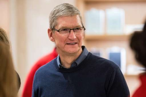 Apple chief Tim Cook has put himself at the center of debates before on gay rights, same-sex marriage, climate change and other