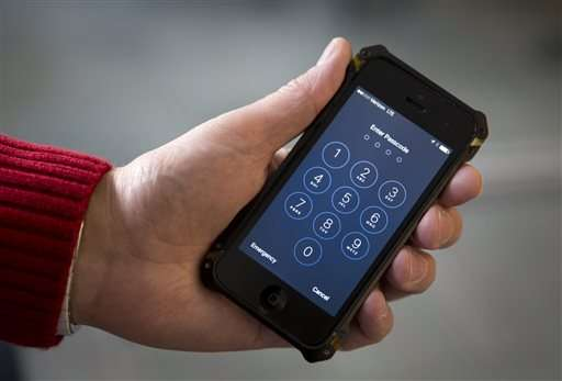Apple: Congress, not courts, must decide